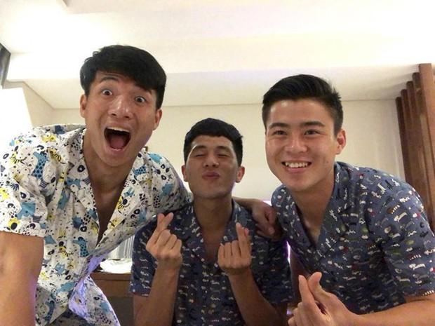 Những cặp bạn thân trong đội tuyển Việt Nam được fan tích cực đẩy thuyền vì quá đáng yêu - Ảnh 11.