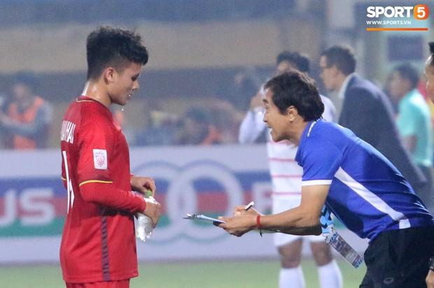 Chỉ thị đặc biệt của người thầy Hàn Quốc giúp Quang Hải tỏa sáng rực rỡ - Ảnh 4.