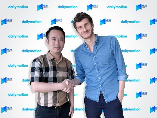 Dailymotion và Next Media công bố hợp tác chiến lược, hứa hẹn mang đến những hình ảnh đẹp nhất cho NHM - Ảnh 1.