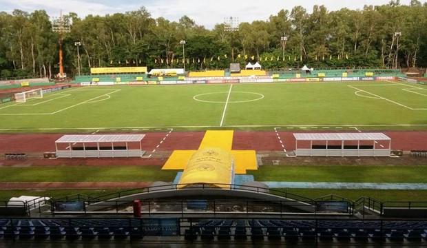 Bán kết AFF Cup: Sân trận Việt Nam - Philippines u ám như rừng rậm- Ảnh 2.
