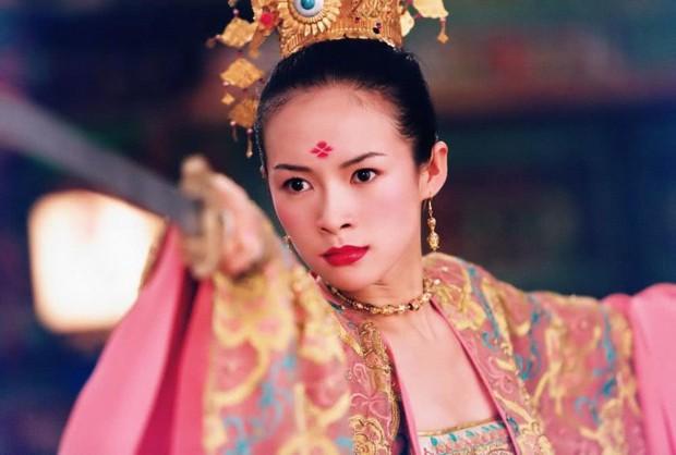 Xuất hiện mỹ nhân trẻ Dương Siêu Việt đẹp không kém gì Chương Tử Di trong Thập Diện Mai Phục - Ảnh 5.