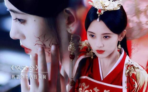 8 nữ chính Hoa ngữ hot nhất năm 2018: Dương Mịch, Triệu Lệ Dĩnh cũng phải nhường vị trí số 1 cho người này! - Ảnh 4.