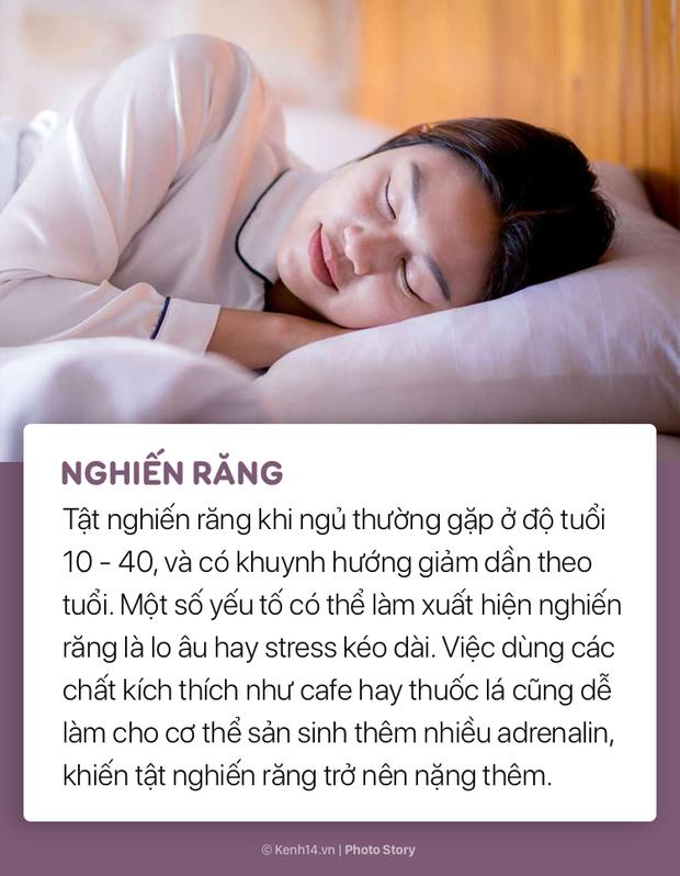 Những thói quen xấu khi ngủ sẽ tước bỏ vẻ đẹp của bạn cũng như báo hiệu những vấn đề về sức khoẻ - Ảnh 9.