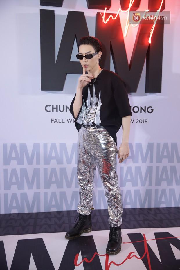Thảm đỏ show Chung Thanh Phong: Khả Ngân thử style lạ, Quỳnh Anh Shyn giật giũ như chim sẻ đi mưa - Ảnh 31.