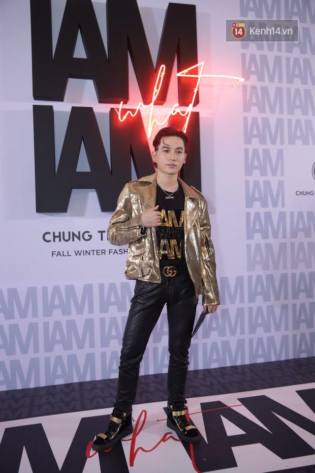 Thảm đỏ show Chung Thanh Phong: Khả Ngân thử style lạ, Quỳnh Anh Shyn giật giũ như chim sẻ đi mưa - Ảnh 37.