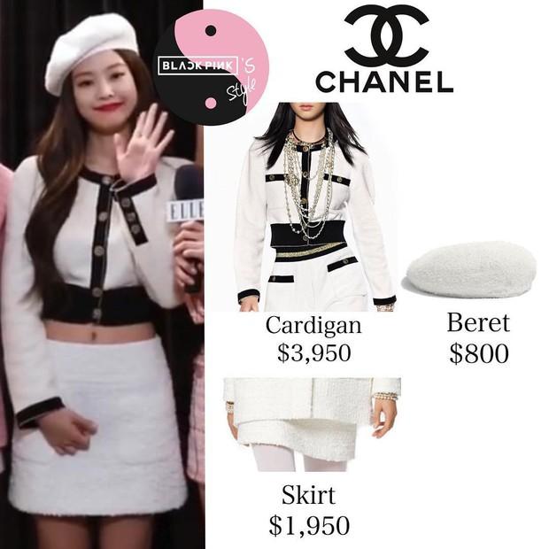 Black Pink: Cắt váy 50 triệu cho Jennie nhưng Lisa mặc giống vũ công - Ảnh 7.