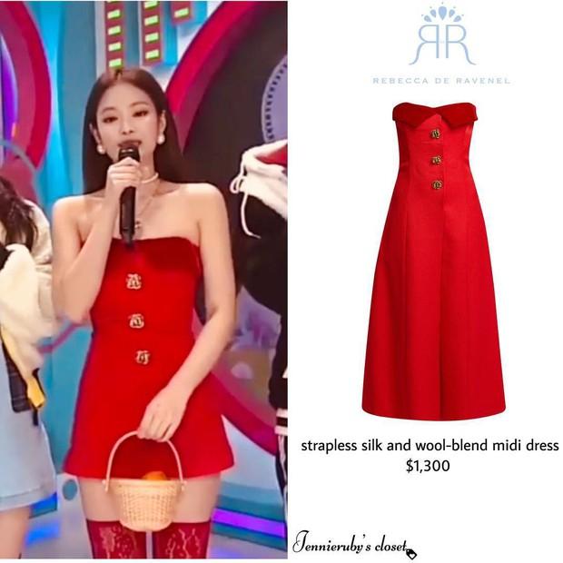 Black Pink: Cắt váy 50 triệu cho Jennie nhưng Lisa mặc giống vũ công - Ảnh 5.