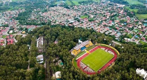 Bán kết AFF Cup: Sân trận Việt Nam - Philippines u ám như rừng rậm - Ảnh 5.