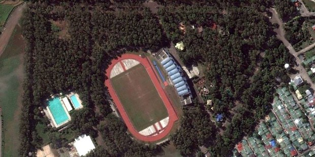 Bán kết AFF Cup: Sân trận Việt Nam - Philippines u ám như rừng rậm- Ảnh 6.