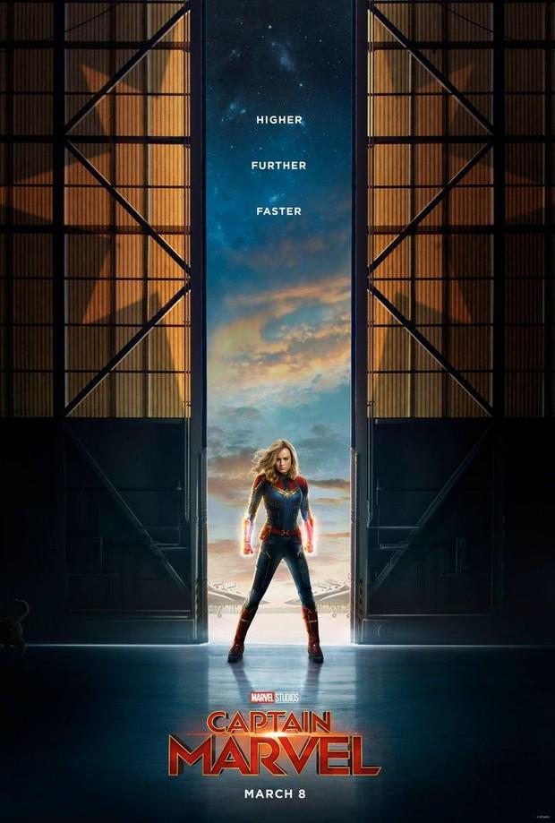 """Hú hồn với thiết kế mũ bảo hiểm độc nhất vô nhị của """"chị đại"""" Captain Marvel - Ảnh 1."""