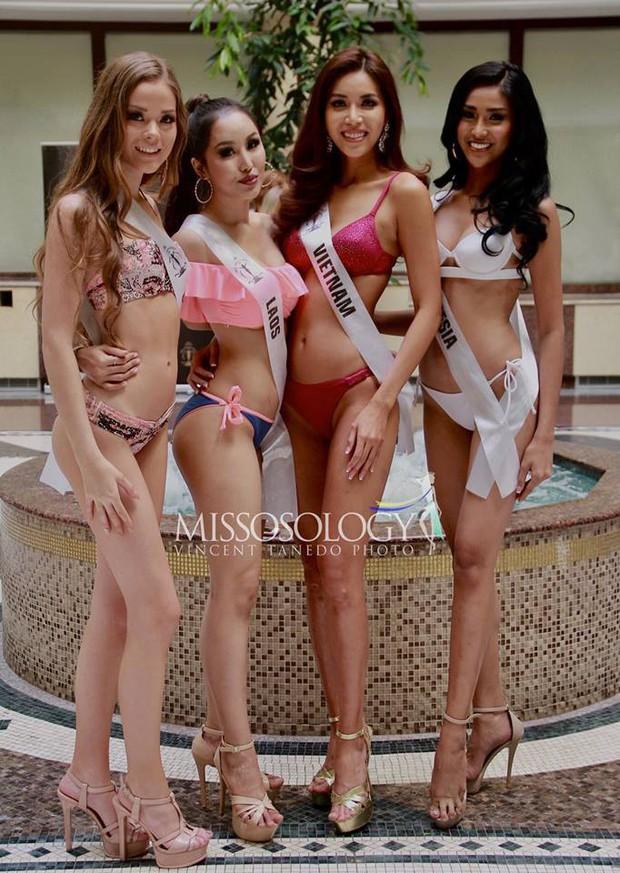 Minh Tú diện bikini khiến chúng ta nhớ đến Phạm Hương thuở nào - Ảnh 5.