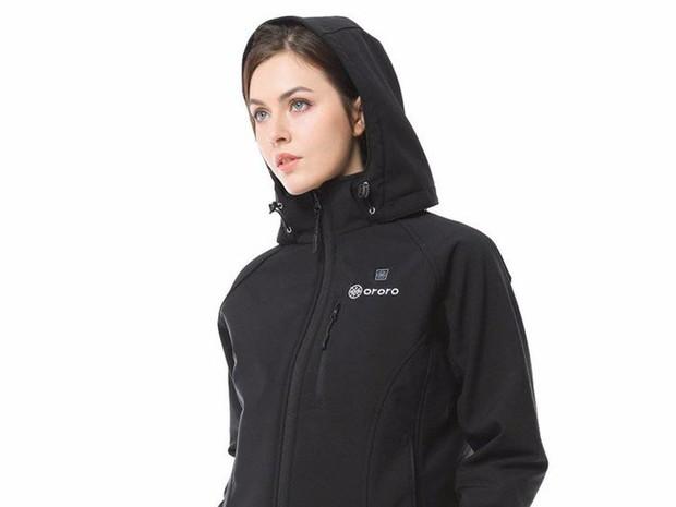 Chiếc áo khoác kiêm lò sưởi này chính là thứ mà hội lúc nào cũng thấy lạnh cần cho mùa đông năm nay - Ảnh 1.