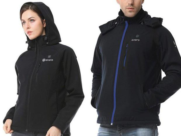 Chiếc áo khoác kiêm lò sưởi này chính là thứ mà hội lúc nào cũng thấy lạnh cần cho mùa đông năm nay - Ảnh 4.