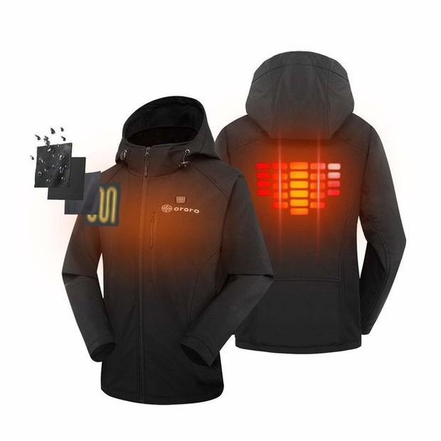 Chiếc áo khoác kiêm lò sưởi này chính là thứ mà hội lúc nào cũng thấy lạnh cần cho mùa đông năm nay - Ảnh 2.
