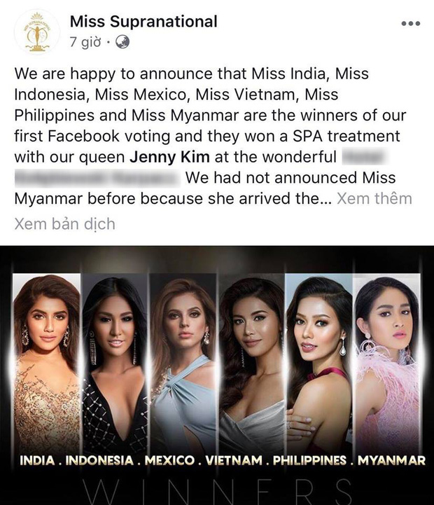 Thành tích đầu tiên Minh Tú có được sau 1 tuần chinh chiến Miss Supranational tại Ba Lan - Ảnh 1.