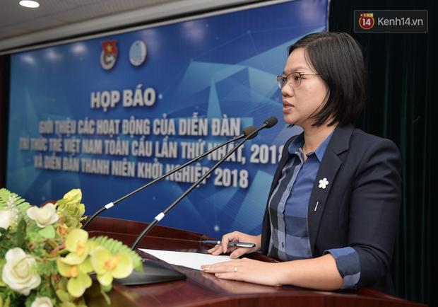 200 trí thức trẻ từ 21 quốc gia tham gia Diễn đàn Trí thức trẻ Việt Nam toàn cầu lần thứ nhất năm 2018 - Ảnh 2.