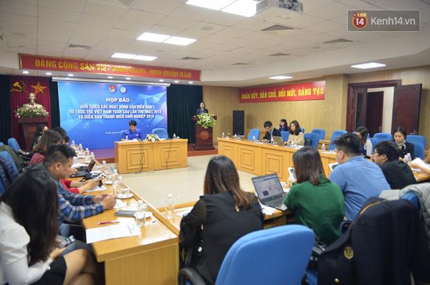 200 trí thức trẻ từ 21 quốc gia tham gia Diễn đàn Trí thức trẻ Việt Nam toàn cầu lần thứ nhất năm 2018 - Ảnh 1.