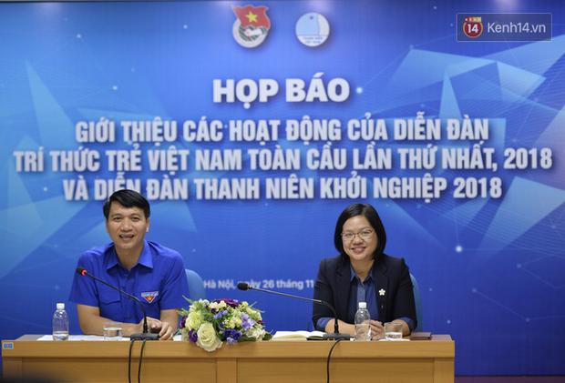 200 trí thức trẻ từ 21 quốc gia tham gia Diễn đàn Trí thức trẻ Việt Nam toàn cầu lần thứ nhất năm 2018 - Ảnh 3.