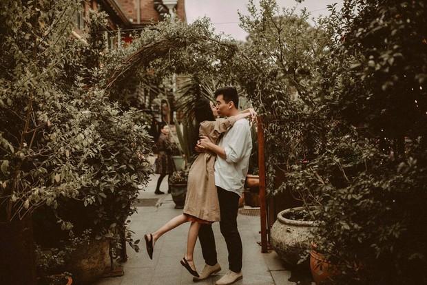 Cặp trai xinh gái đẹp Việt phải lòng nhau khi cùng du học Úc: Không chỉ là người yêu mà còn là người thân  - Ảnh 3.