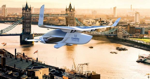 Di chuyển trên bầu trời bằng taxi bay: Điều viển vông hay giấc mơ sắp thành hiện thực? - Ảnh 2.