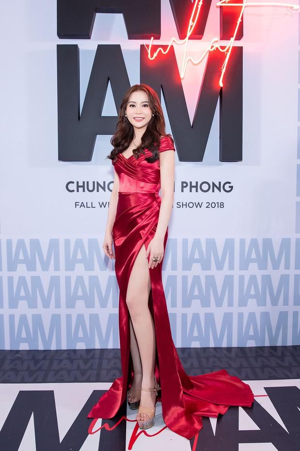 Thảm đỏ show Chung Thanh Phong: Khả Ngân thử style lạ, Quỳnh Anh Shyn giật giũ như chim sẻ đi mưa - Ảnh 41.