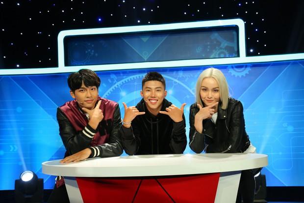 MLee và người yêu tin đồn hot boy Quốc Anh cực đẹp đôi trong gameshow mới - Ảnh 2.