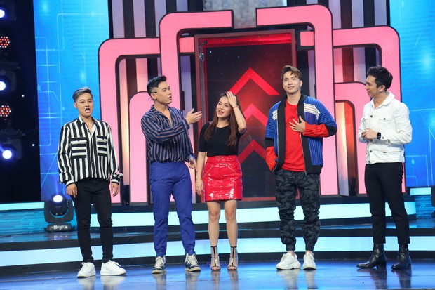 MLee và người yêu tin đồn hot boy Quốc Anh cực đẹp đôi trong gameshow mới - Ảnh 5.