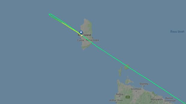 Phi công buồn ngủ, bay quá điểm hạ cánh gần 50 km - Ảnh 1.