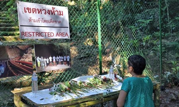 Hang động Thái Lan nơi đội bóng đá thiếu niên bị mắc kẹt trở thành điểm du lịch nổi tiếng - Ảnh 3.
