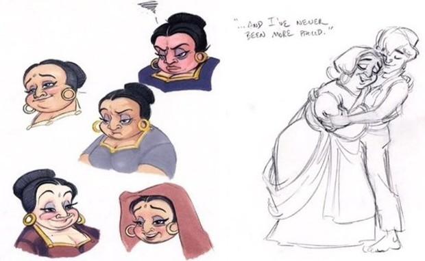 7 cảnh phim hoạt hình mà Disney đã thẳng tay cắt phăng trên màn ảnh - Ảnh 6.
