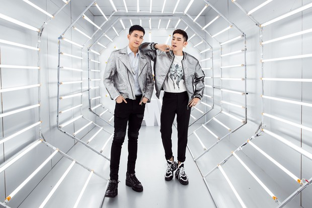 Thảm đỏ show Chung Thanh Phong: Khả Ngân thử style lạ, Quỳnh Anh Shyn giật giũ như chim sẻ đi mưa - Ảnh 42.