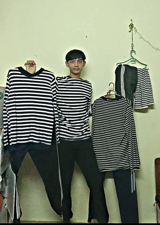 Mặc đi mặc lại một kiểu quần áo, chàng trai bị hiểu lầm là ở bẩn vì cả tuần không thay đồ - Ảnh 1.