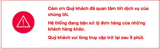 Người hâm mộ ức chế tột độ vì hệ thống bán vé trận Việt Nam - Philippines tê liệt, báo hết vé chỉ sau vài phút - Ảnh 2.