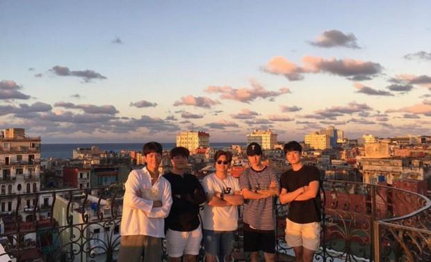 Encounter của Song Hye Kyo vừa lên sóng đã khiến netizen Hàn điên đảo vì Cuba quá đẹp! - Ảnh 3.