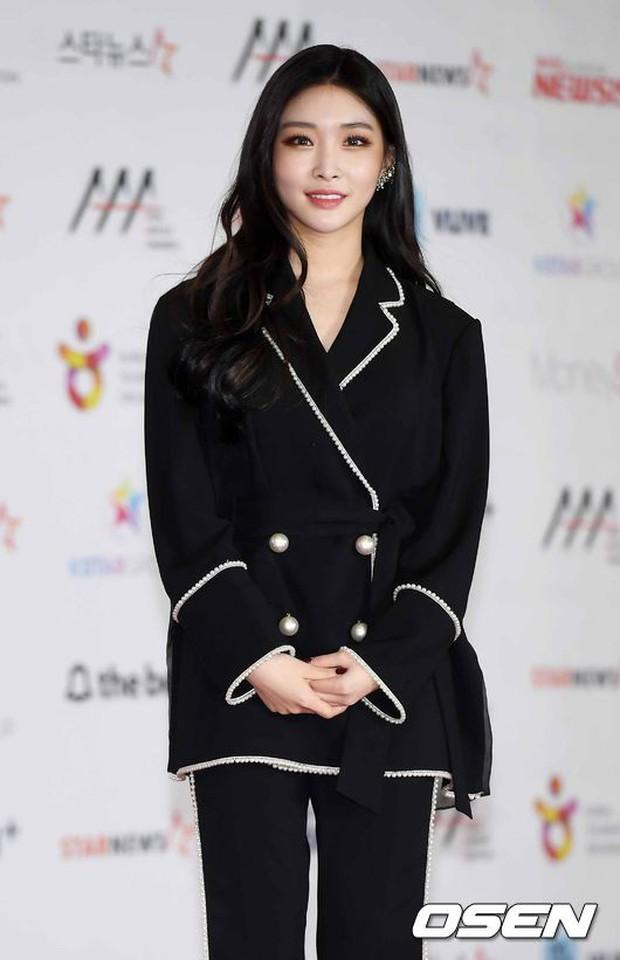 Thảm đỏ khủng nhất lịch sử Kbiz: Suzy hở bạo bên nữ thần Yoona, Sunmi gây sốc vì vòng 1, BTS và 150 siêu sao đại náo - Ảnh 51.