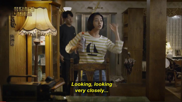 """Dương Tịch trong """"Sống Không Dũng Cảm Uổng Phí Thanh Xuân"""" chính là bản sao của Deok Seon """"Reply 1988"""" - Ảnh 4."""