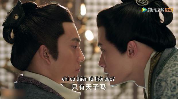 Trình Tranh và Chu Tử Dực trong Hóa Ra Anh Vẫn Ở Đây: xuyên không từ thời nhà Hán đến hiện đại chỉ để được ở bên nhau - Ảnh 4.