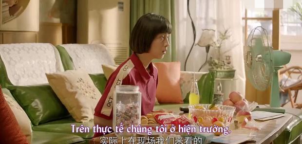 """Dương Tịch trong """"Sống Không Dũng Cảm Uổng Phí Thanh Xuân"""" chính là bản sao của Deok Seon """"Reply 1988"""" - Ảnh 5."""