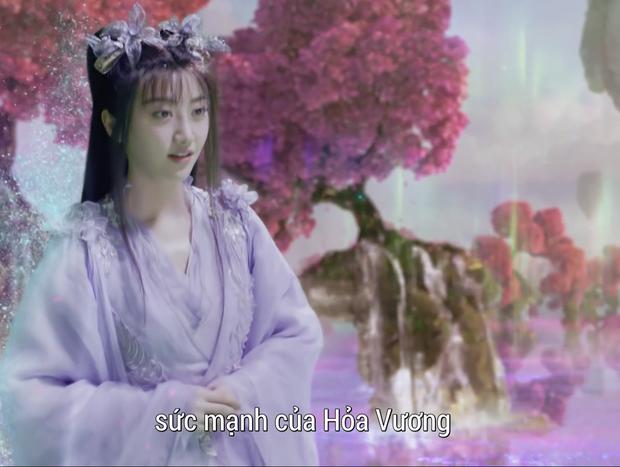 Bị chê diễn đơ có thâm niên, Cảnh Điềm vẫn chơi lớn vì đam mê tận 3 vai trong Hỏa Vương - Ảnh 2.