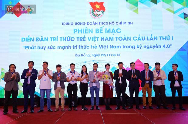 Phó giáo sư trẻ nhất Việt Nam trở thành Tổng thư ký của mạng lưới trí thức trẻ Việt Nam toàn cầu - Ảnh 1.