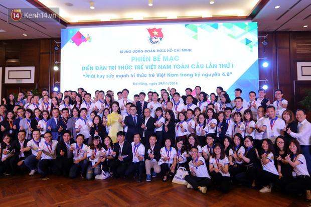 Phó giáo sư trẻ nhất Việt Nam trở thành Tổng thư ký của mạng lưới trí thức trẻ Việt Nam toàn cầu - Ảnh 2.