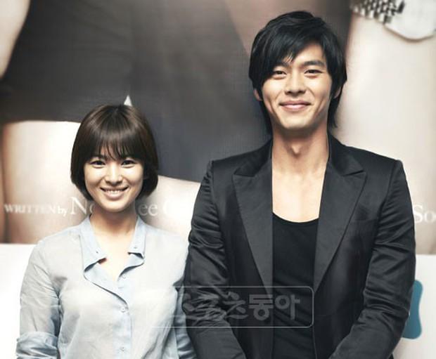 Song Hye Kyo tái xuất với Encounter, đụng độ loạt tác phẩm mới của tình cũ - Ảnh 5.