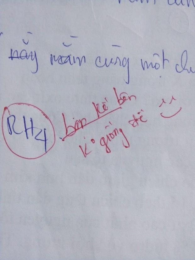Thầy giáo dạy Toán được nhận xét là dư muối, lời phê bài kiểm tra nào cũng vừa mặn vừa hài - Ảnh 2.