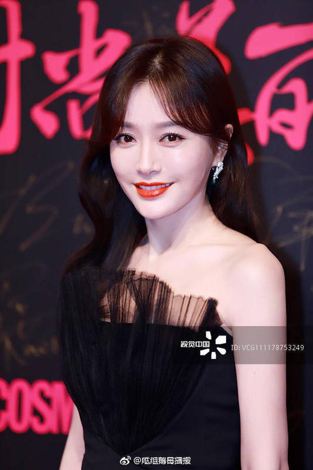 Chùm ảnh không photoshop: Dương Mịch lộ nếp nhăn, Park Min Young - Tần Lam có đẹp như tưởng tượng? - Ảnh 12.