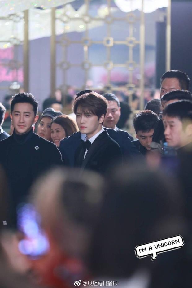 Nhan sắc cực phẩm của Kim Jaejoong tại thảm đỏ Cosmo: Từng khoảnh khắc đều hoàn mỹ đến khó tin - Ảnh 20.