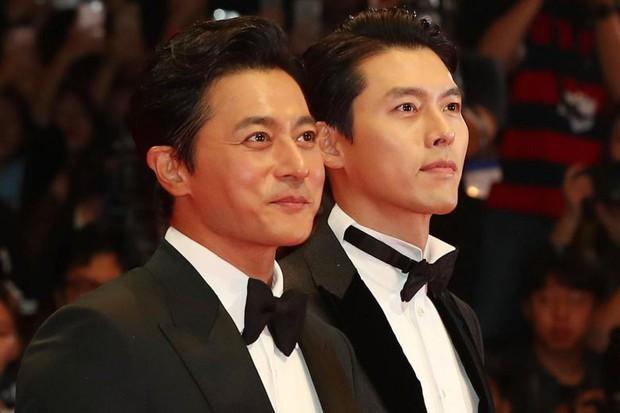 Jang Dong Gun và Hyun Bin kém 10 tuổi trong 1 khung hình: Thời gian cũng phải chịu thua trước 2 cực phẩm quý ông - Ảnh 7.