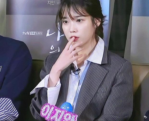 Cô gái nhỏ IU có khả năng làm mọi thứ nổi tiếng: Ăn rề rà cũng gây bệnh, vệ sĩ, quản lý đều có fan riêng - Ảnh 11.
