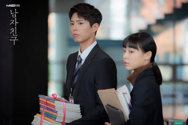 Encounter của chị em Song Hye Kyo - Park Bo Gum có tận 4 vũ khí lấy nước mắt chỉ với 2 tập đầu tiên - Ảnh 4.