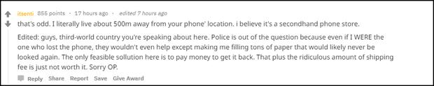 Tháng trước bị trộm iPhone X ở Mỹ, nay dò tín hiệu thấy dế yêu đang lưu lạc ở Sài Gòn? - Ảnh 2.