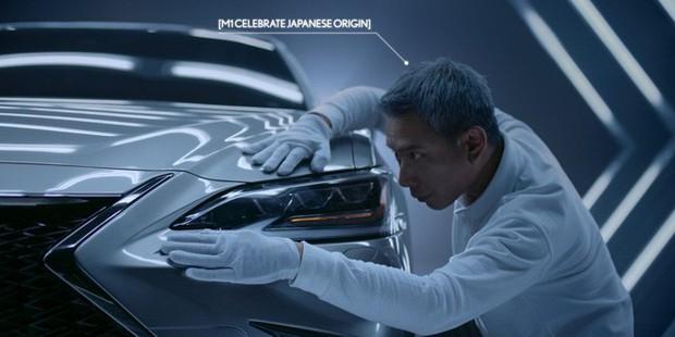 Cùng để trí tuệ nhân tạo lên kịch bản nhưng quảng cáo của Lexus hay hơn hẳn Burger King - Ảnh 4.